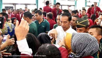 Jelang Pilkada Serentak, Presidden Joko Widodo Imbau Para Kandidat Berlaku Santun