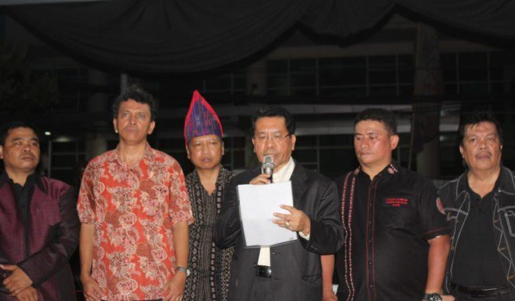 Pernyataan Sikap Forum Peduli Tragedi Danau Toba