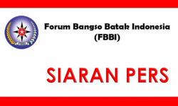 Pernyataan Sikap FBBI Terkait Pengumuman Pemilu 2019