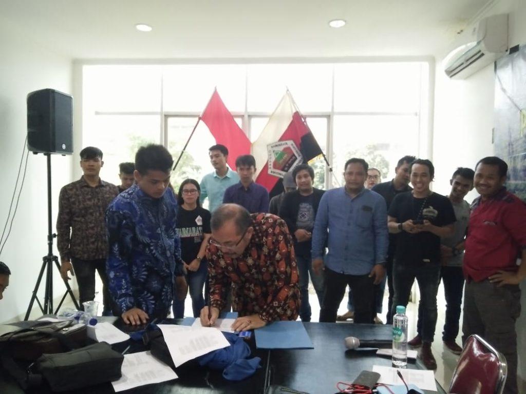 Pelantikan BPH Naposo NAIMARATA Boru/Bere Se-Jabodetabek @2019-2021