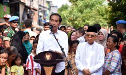Presiden Jokowi: Pemilu Usai, Mari Bersatu Bangun Bangsa dan Tanah Air