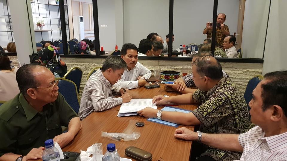 FBBI, Salah Satu Lembaga yang Turut Membidani Lahirnya Batak Center