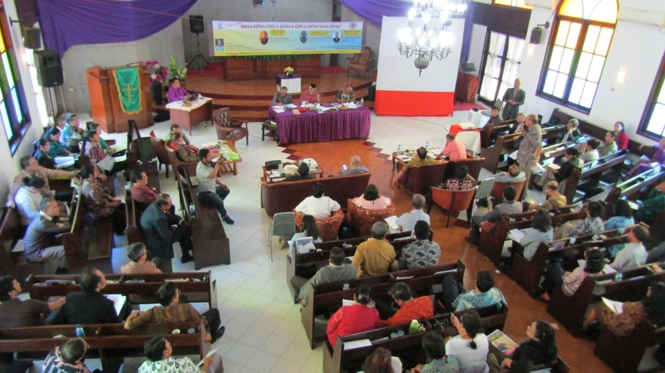 Masa Depan Gereja Batak dan Gereja Batak Masa Depan, Bagaimana Menindaklanjutinya?