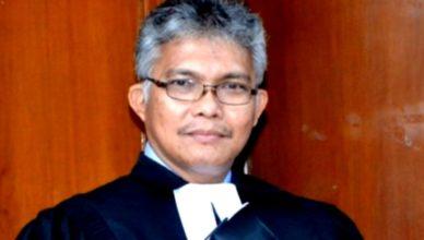 Pdt Bernard TP Siagian, MTh, pendeta fungsional Gereja HKBP Rawamangun, Jaktim