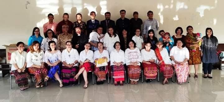 Dalam Usia ke-40 GPKB Pulomas Bertekad Menjadi Gereja yang Misioner