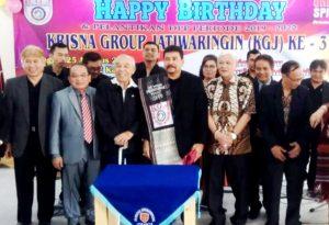 Foto (ki-ka) depan: Danny Siagian, Gimbal Doloksaribu, MH Matondang, May Sitanggang, Abdul Rivai, Atang Sugiono