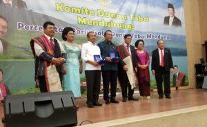 Komite Danau Toba Gaungkan Percepatan Danau Toba Medunia Lewat Deklarasi Jakarta