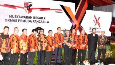 Ketua MPR R.I Bambang Soesatyo: Mari Bersama Jaga Rumah Besar Pancasila