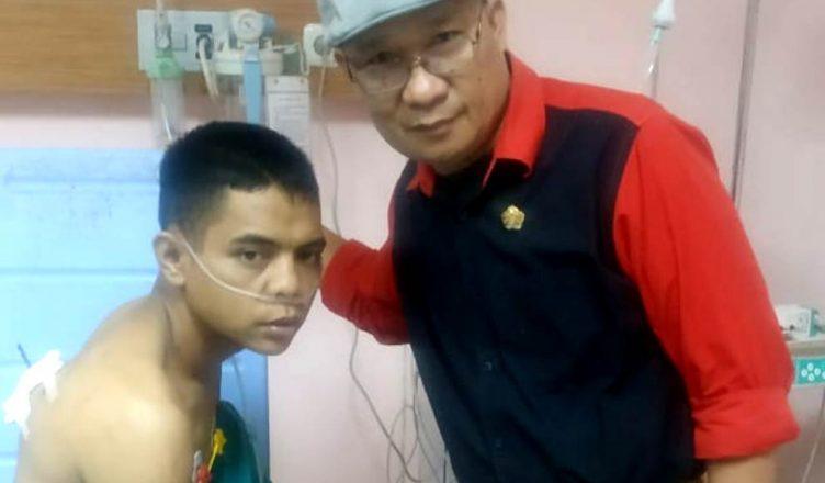 Penikaman Jhoni Napitupulu, Anggota PPWI Jakarta Diduga Motif Dendam