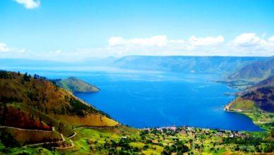 Foto: Ilustrasi Danau Toba yang indah (foto ist)
