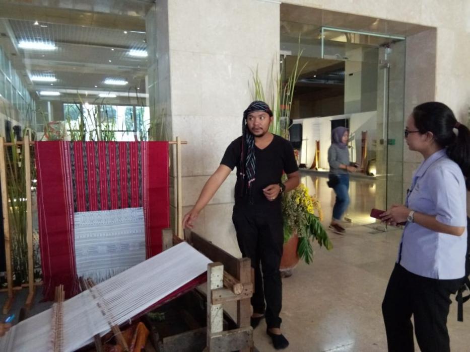 ULOS BATAK Hebohkan Jakarta Selama 6 Hari