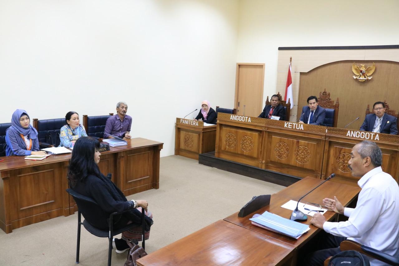 Ketum FBBI Ronsen Pasaribu Jadi Saksi Ahli dalam Kasus Sengketa Tanah