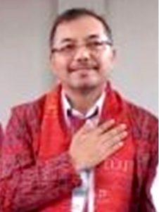 Dr. Ronsen Pasaribu, SH, MM