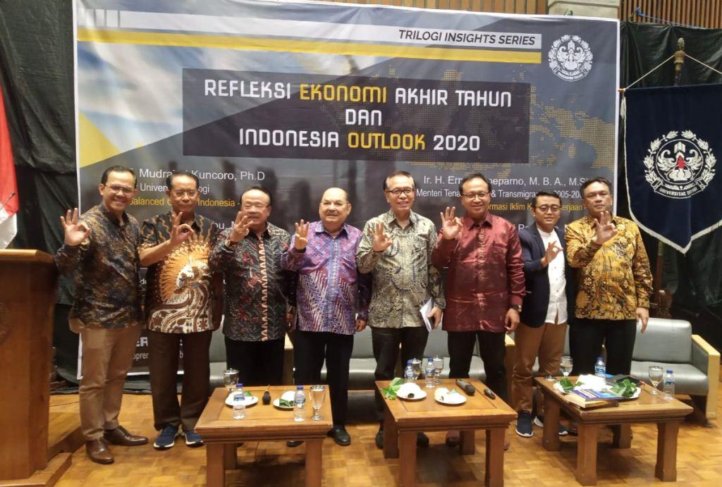 Para Pembicara dan mantan Pejabat