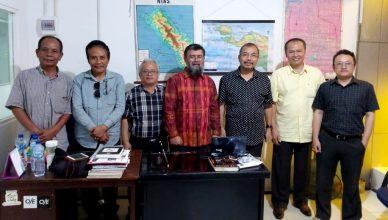 DPP FBBI Dengan Spirit Baru di Kantor Baru, Gedung Apartemen Menteng Square