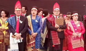 Umum Sirajanabarat periode 2020–2023, Saur Marolop Hutabarat dan Dr. William Ewart Mangarinsan Hutabarat