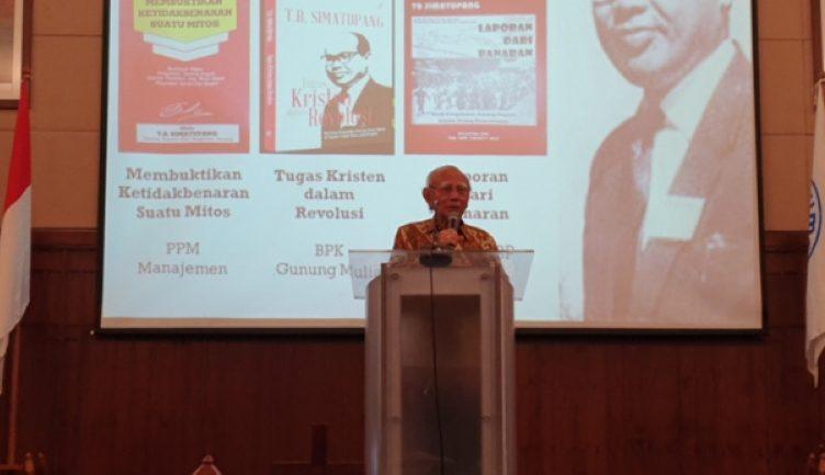 Emil Salim: T.B. Simatupang, Sosok Cerdas, Pejuang yang Teguh, dan Berintegritas