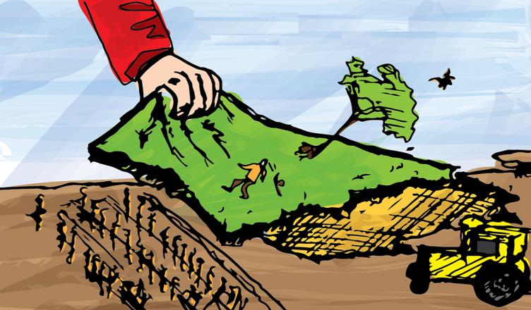 Sejatinya Orang Batak Tidak Mengenal Jual-Beli Tanah, Apalagi Makelar