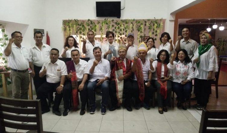 Pelantikan DPD FBBI Sumut Diawali dengan Kesederhanaan