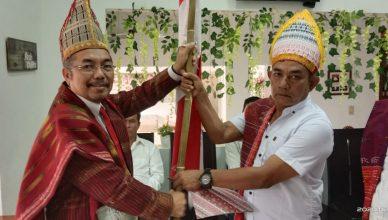 Dilantik Sebagai Ketua DPD FBBI Sumut, Toman Purba Programkan Kegiatan Bela Kepentingan Masyarakat Batak