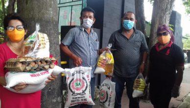 DPD FBBI Provinsi Sumut, Peduli Atasi Efek Corona