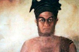 Lukisan Raja Sisingamangaraja XII
