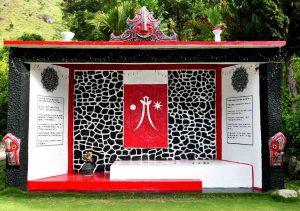 Makam Raja Sisingamangaraja XII di Bakkara