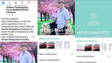 Hati-hati...Penipu via WhatsApp Memperalat Profil Orang Lain, Makin Merajalela