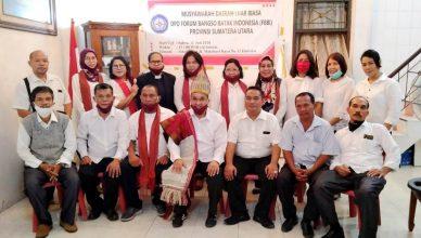 Ketua Umum DPP FBBI Lantik Marudut Siringoringo Sebagai Ketua DPD FBBI Sumut 2020-2023
