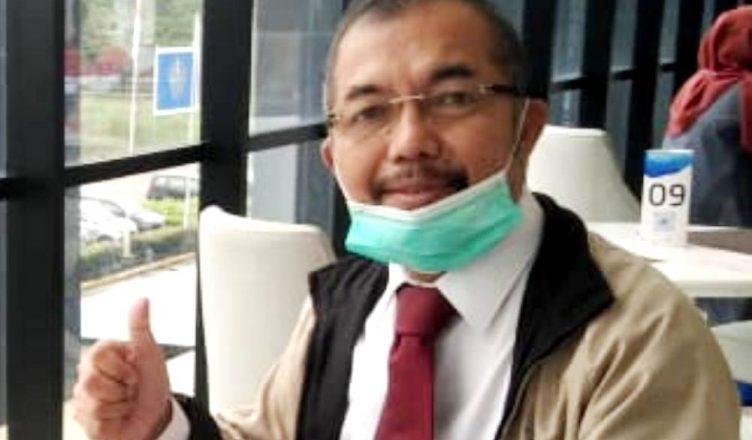 Foto: Ketua Umum DPP FBBI, Dr. Ronsen Pasaribu, SH., MM
