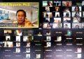 Mantan Dirjen Mandikdasmen Kupas Tuntas Pendidikan Karakter di Masa Pandemi, pada Webinar Komunitas Tapanuli Utara Harus Hebat