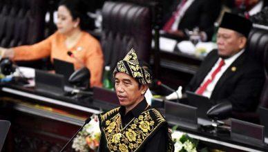 Pidato Kenegaraan dan Teks Lengkap Pidato Presiden Jokowi 14 Agustus 2020