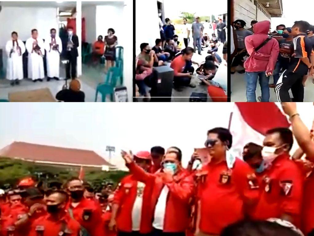 Ketua Fraksi PDIP DPRD Kota Bekasi Sebut, Perihal Beribadah Dijamin Pemerintah