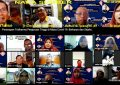 Dr. (Cand) Edison H. Manurung Bincang Soal Dosen Sejahtera, di Webinar Nasional DPW PDRI Papua