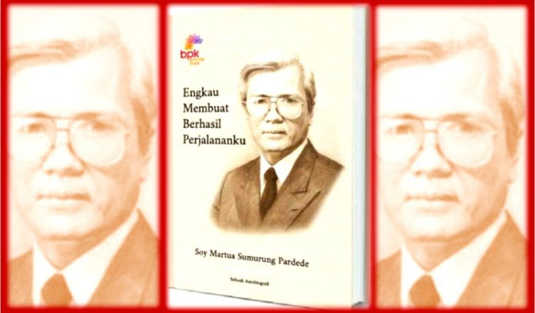 Mantan Pengusaha Soy Martua Pardede, Luncurkan Buku Autobiografi