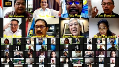 Fakultas Hukum dan Prodi Doktor Hukum UKI, Gelar Webinar Nasional Bertajuk 'Bagaimana Menata Pilkada di Masa Pandemi Covid-19'