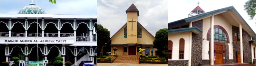 Kuatnya Imunitas Toleransi Warga Kampung Sawah