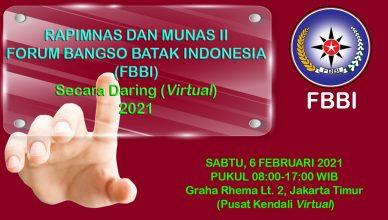FBBI Makin Merambah Dunia Digital Melalui RAPIMNAS dan MUNAS II