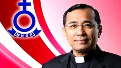 Ephorus HKBP Ajak Umat Katolik dan Kristen Protestan Tetap Doakan Bangsa, Terkait Ledakan Bom Bunuh Diri di Gereja Katedral Makasar
