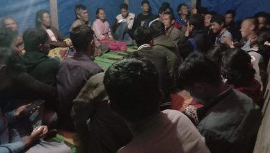 Karang Taruna Silantom Julu Berikan Bantuan Sosial Kepada Korban Kebakaran