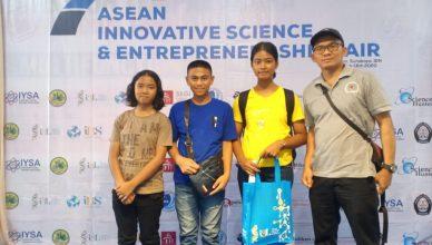 Sekolah Kampung di Bonapasogit Raih Juara III Litbang IPA Tingkat Dunia