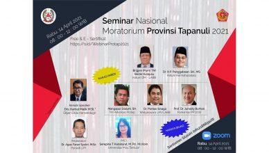 Seminar Nasional Moratorium PROTAP Menepis Narasi-narasi Negatif di Publik